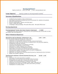 cna resume skills 8 cna resume examples letter setup