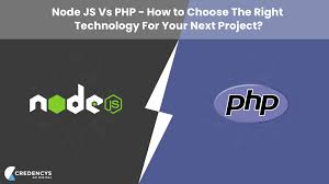 Node Js Vs Php Choosing The Right Backend Technology 2019