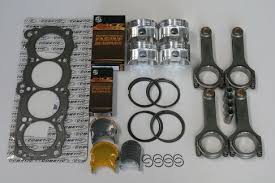 Toyota 4AGE 4AGZE ( 20 V Blacktop Turbo / Supercharged ) Rebuild kit ...