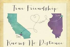 Quotes About Friendship Distance