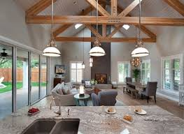 Kitchen  Cool Open Concept Kitchen Living Room Small Space Small Open Living Room Dining Room Furniture Layout