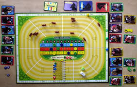 Wooden Horse Racing Dice Game Review HomeStretch finally a decent horse bet and racing game 69