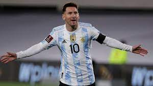 Messi hat-trick tops Pele record as ...
