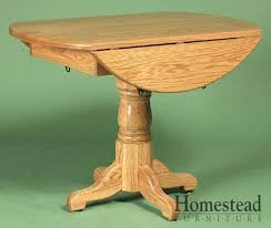 white round drop leaf table impressive round pedestal dining table with leaf pedestal kitchen table plans