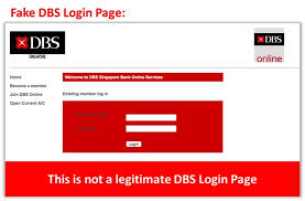 Dbs You And Safely Online Singapore Ibanking Security Bank