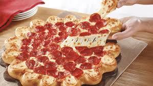 pizza hut stuffed crust cheese pizza. And Pizza Hut Stuffed Crust Cheese