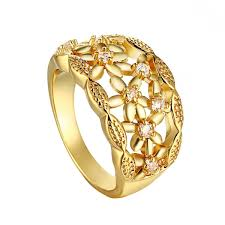 Gold Bridal Ring Designs Ring Designs For Female Gold Wedding Rings Gold Ring