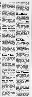 Mary Ida Buckhaults - Newspapers.com