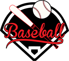 Red and black baseball Logo Vector (.EPS) Free Download