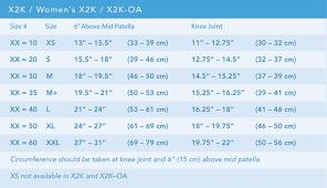 X2k Knee Brace Breg Inc