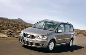Volkswagen / Volkswagen Touran / Модели / Volkswagen Touran