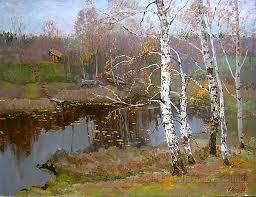 landscape oil paintings handmade oil painting 3