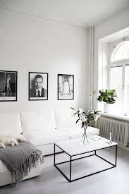 White Interior Living Room House N Decor