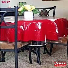 round plastic tablecloths with elastic vinyl table cloth round elastic vinyl table covers