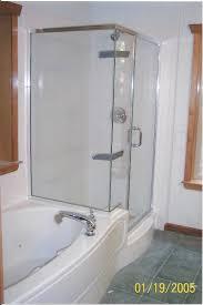Shower Bathtub Combination 1 Bathroom Style On Fiberglass Tub