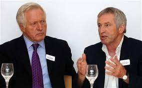 David and Jonathan Dimbleby give £2million to hospital