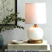 white bedside lamps ikea mini abacus table lamp milk finish west elm white bedside lamps white