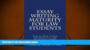 audiobook essay writing maturity for law students step by step to 00 14