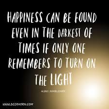 Be The Light Light In The Darkness Deerhorn