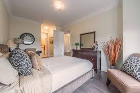 335 Dunsdon Staged Model Suite Master Bedroom Facing