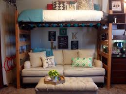 Pretty Room I Like The Couch Under The Bunk Its A Pretty Cool Setup