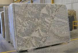 white fusion granite slabs