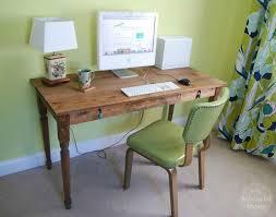 printer s writing desk plan from the borrowed adobe