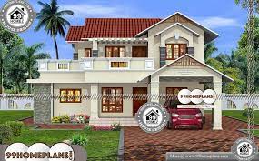 2000 sq ft house plans kerala 60 small