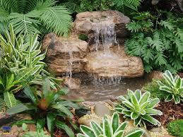 small rock waterfall srw 008