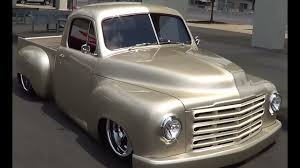 1949 Studebaker Street Truck - YouTube