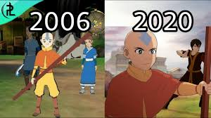 Avatar: The Last Airbender Game Evolution [2006-2020] - Open World League