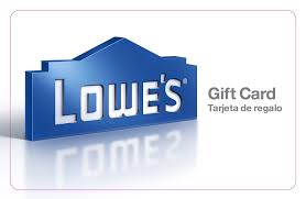 where to lowes gift card