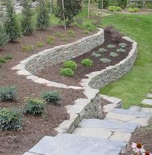 Small Picture 96 best retaining walls inspiration images on Pinterest Backyard