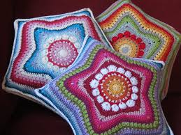 Crochet 5 Point Star Pattern Magnificent Decorating Ideas