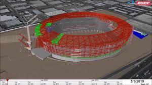 Las Vegas Raiders Stadium 4 D Schedule Animation