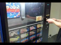 Dippin Dots Vending Machine Near Me Classy Dippin' Dots YouTube
