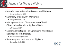Location Powers: Big Data Webinar - ppt download