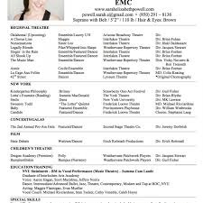 Resume Template Unusual Page Example One Technical Examples Simple 1 ...