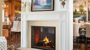 picturesque see through fireplace at marquis ii direct vent thru by majestic fine s gas