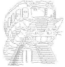 「アスキーアート」の画像検索結果