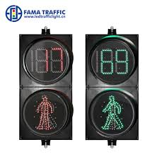 Traffic Light 3 300mm Pedestrian Traffic Light And Pedestrian Traffic Light