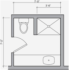 Floor Plans For Small Bathrooms New Small Bathroom Design Layout Impressive Design Bathroom Floor Plan