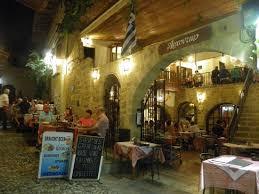 ARCHODIKO DIMITRIS TAVERN, Rhodes (ville) - Restaurant Avis, Numéro de  Téléphone & Photos - Tripadvisor