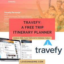 Free Trip Itinerary Planner Travefy A Free Trip Itinerary Planner Love On A Dime