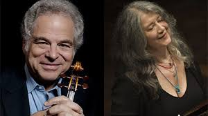 Washington Performing Arts presents: <b>Itzhak Perlman</b>, violin ...