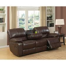 samsclub com marks and cohen delancy leather reclining sofa