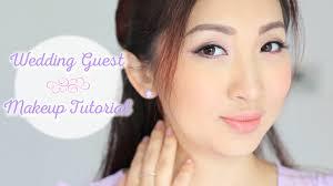 wedding guest makeup you