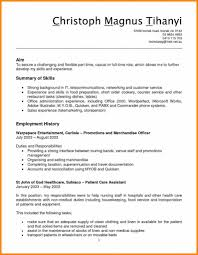 Clerical Support Sample Resume Cover Clerk Skills Image Examples