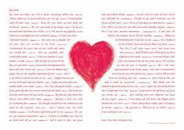 romance love letter for her 21 widescreen wallpaper