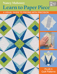How to paper piece quilt blocks - once and for all (3 expert tips ... & How to paper piece quilt blocks - once and for all (3 expert tips +  giveaway!) - Stitch This! The Martingale Blog Adamdwight.com
